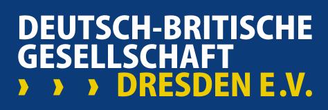 LOGO Deutsch Britische Gesellschaft Dresden e.V.