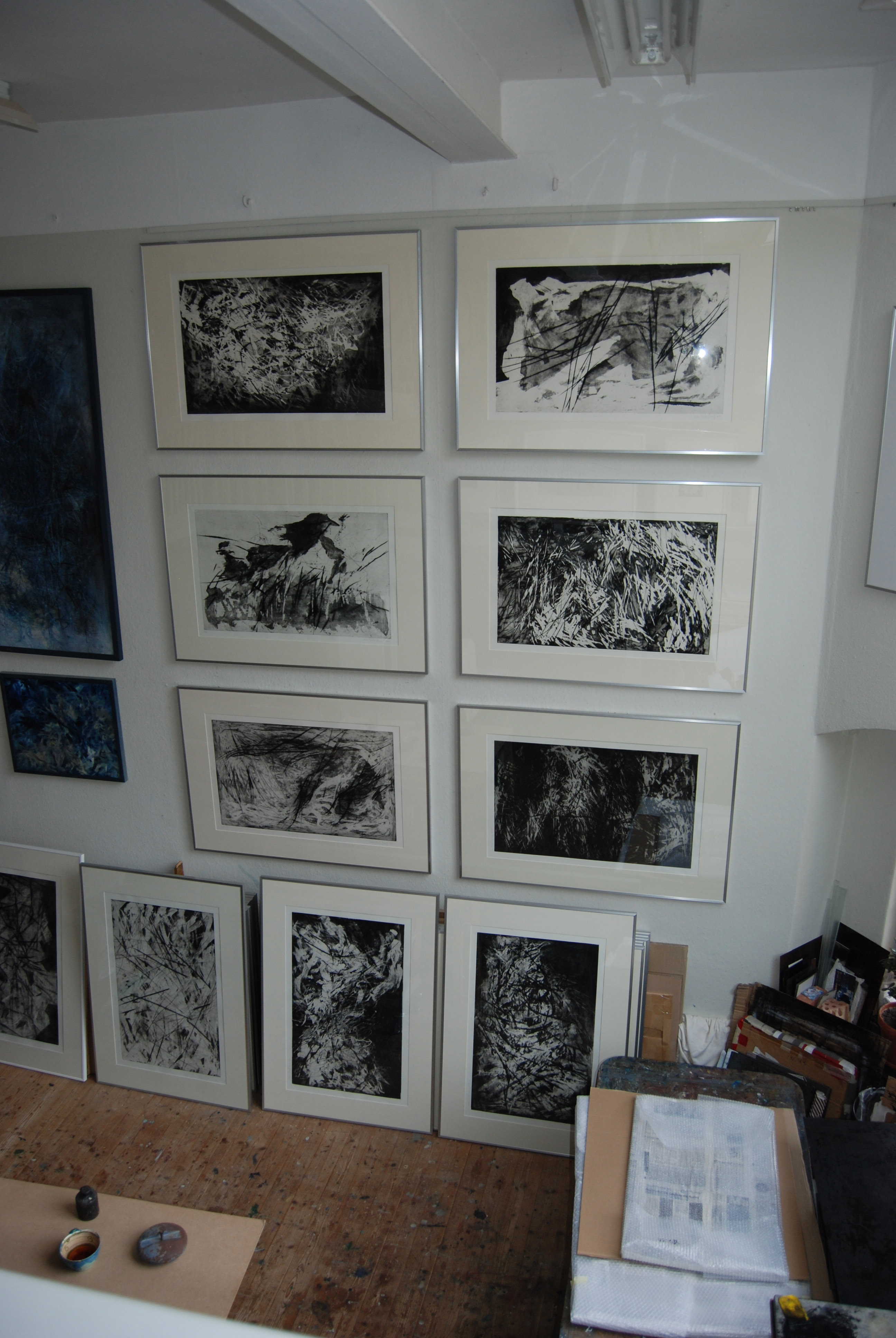 studio artist house Dresden Loschwitz